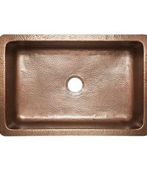 Sinkology SK303 33SC WG B Ganku Copper Kitchen Sink 0 2 300x360