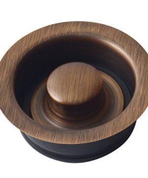 Sinkology SK304 33B WG D Copper Kitchen Sink 0 3 300x360