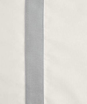 Stone Beam Banded 100 Percale Cotton Bed Sheet Set Easy Care Queen Cloud 0 3 300x360