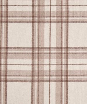 Stone Beam Rustic Plaid Flannel Duvet Cover Set King Ivory And Cream 0 3 300x360