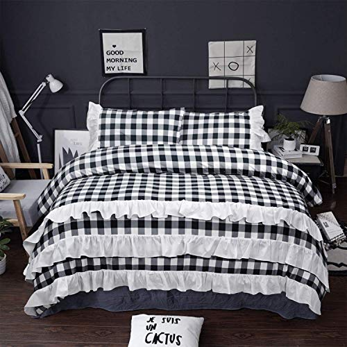 Tealp Buffalo Check Bedding Set