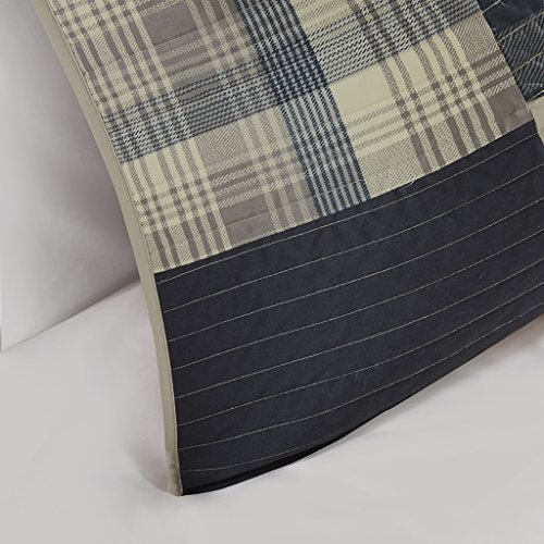 Woolrich Quilt Mini Set Cal King King King Winter Hills Tan 0 1