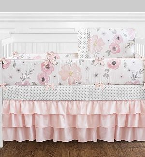 Farmhouse Baby Bedding and Crib Sets