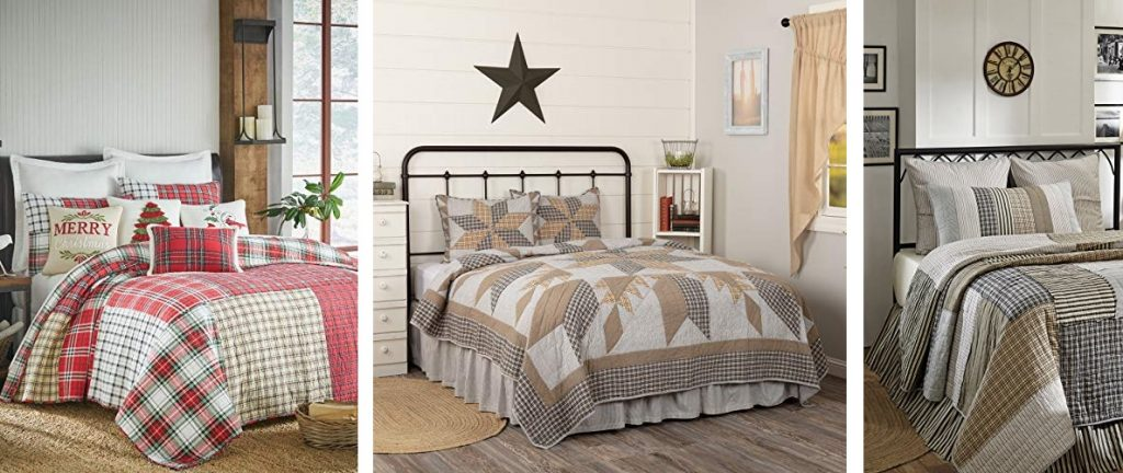 farmhouse quilt sets