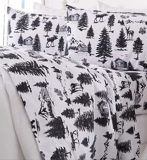 Farmhouse Sheets and Pillowcase Sets
