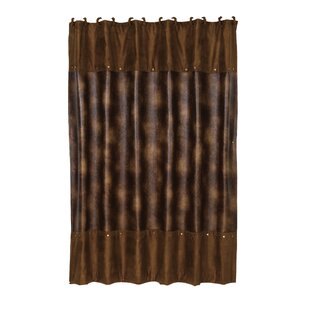 Anderson+Leather+Single+Shower+Curtain