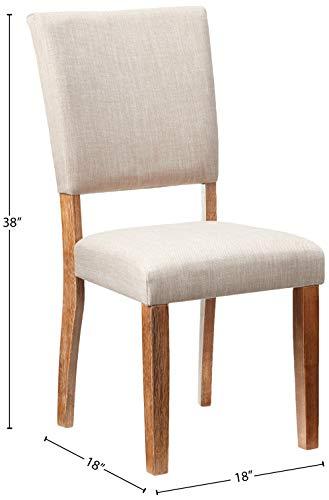 Best Master Furniture Rectangular 6 Pcs Dining Set 0 4
