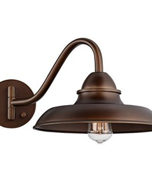 Bowdon Bronze 10H Indoor Plug In Sconce With Edison Bulb Franklin Iron Works 0 0 300x360
