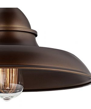 Bowdon Bronze 10H Indoor Plug In Sconce With Edison Bulb Franklin Iron Works 0 1 300x360