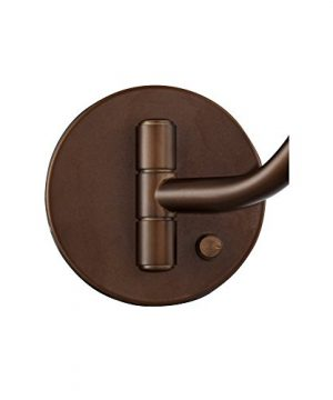 Bowdon Bronze 10H Indoor Plug In Sconce With Edison Bulb Franklin Iron Works 0 2 300x360
