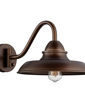 Bowdon Bronze 10H Indoor Plug In Sconce With Edison Bulb Franklin Iron Works 0 3 300x360