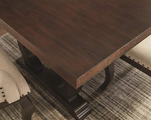 Coaster Glen Cove Dining Table Antique Java 0 1