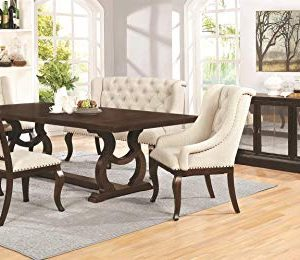 Coaster Glen Cove Dining Table Antique Java 0 2 300x260