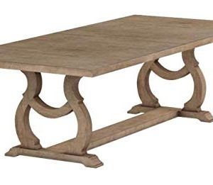 Coaster Glen Cove Dining Table Barley Brown 0 300x261