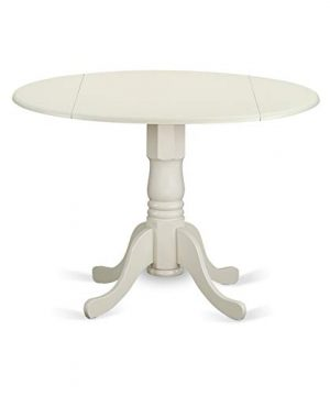 DLT WHI TP Round Table With 29 Drop Leaves 0 0 300x360