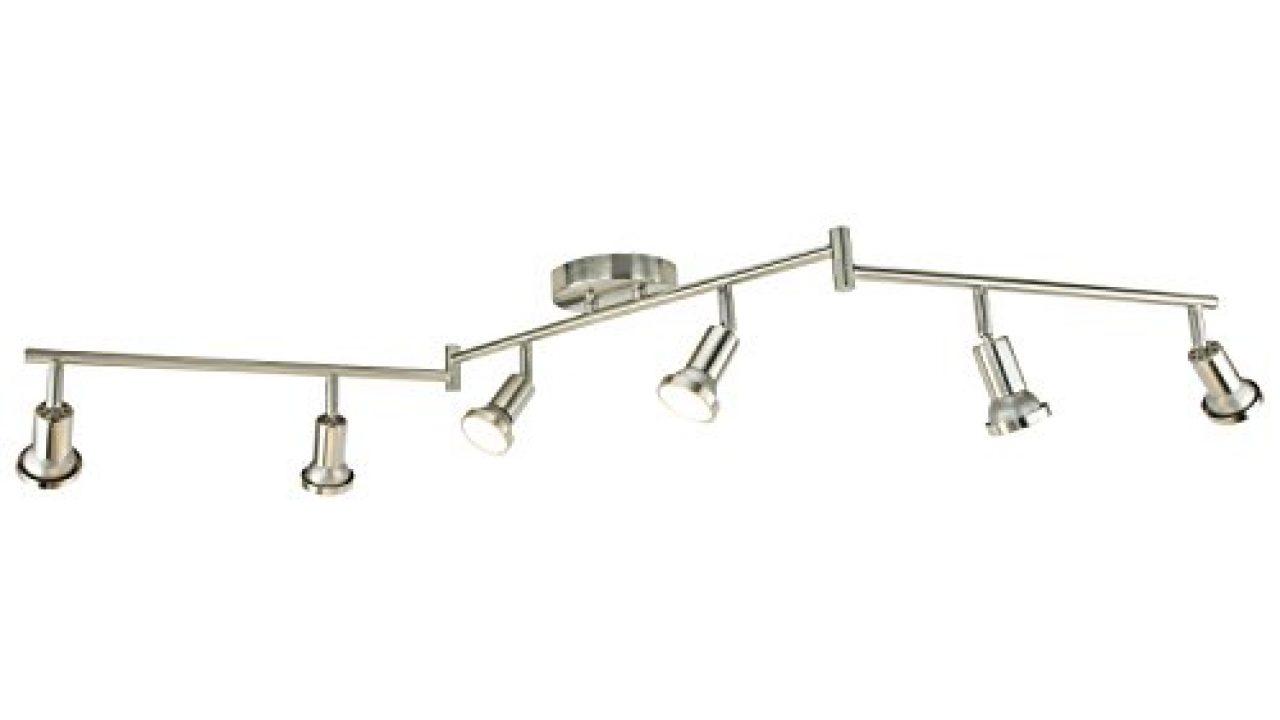 Light Adjule Led Track Lighting Kit
