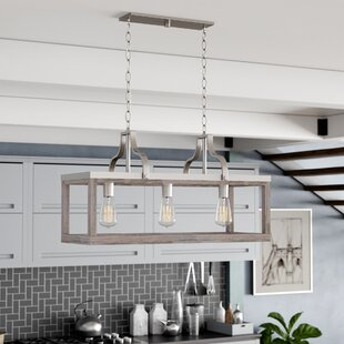Detrick+3-Light+Kitchen+Island+Linear+Pendant