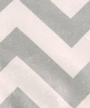Exclusivo Mezcla Luxury Reversible Quilted Oversized Throw Blanket Soft Cozy And Large Chevron 60x70 0 3 300x360