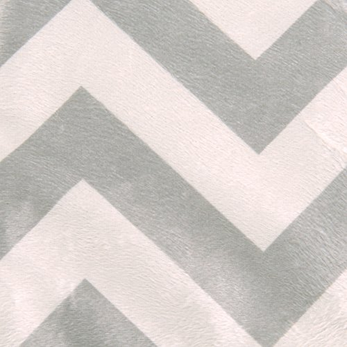 Exclusivo Mezcla Luxury Reversible Quilted Oversized Throw Blanket Soft Cozy And Large Chevron 60x70 0 3