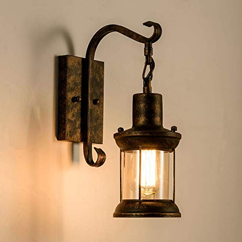 Gladfresit Vintage Wall Light Oil