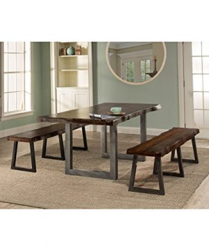 Hillsdale Furniture Rectangular Dining Table In Natural Finish 0 1 300x360