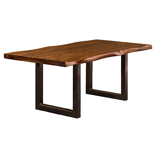 Hillsdale Furniture Rectangular Dining Table In Natural Finish 0 2