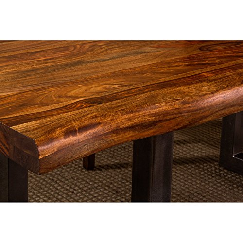 Hillsdale Furniture Rectangular Dining Table In Natural Finish 0 3
