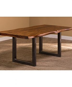 Hillsdale Furniture Rectangular Dining Table In Natural Finish 0 300x360