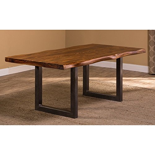 Hillsdale Furniture Rectangular Dining Table In Natural Finish 0