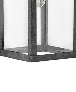 Hinkley 2800OZ Porter Outdoor Wall Sconce 1 Light 100 Watts Oil Rubbed Bronze 0 0 300x360