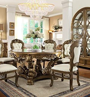 Inland Empire Furniture Kendall 7 Piece Dining Set 0 300x323