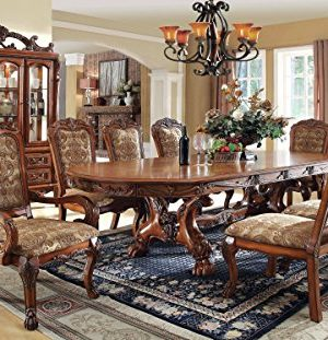 Inland Empire Furniture Madalena 7 Pc Formal Dining Table 0 300x311