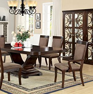 Inland Empire Furniture Molena Formal 7 Pc Dining Table 0 300x302