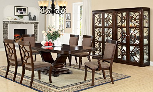 Inland Empire Furniture Molena Formal 7 Pc Dining Table 0