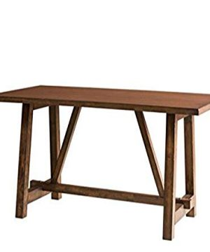 Intercon Lindsay 40 X 72 Rectangular Dining Table Walnut Finish 0 300x360
