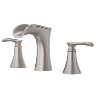 Jaida+Widespread+Bathroom+Faucet+with+Drain+Assembly
