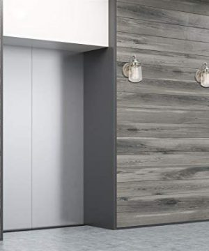 Kira Home Mason 10 Industrial Wall Sconce Seeded Glass Shade Brushed Nickel Finish 0 3 300x360