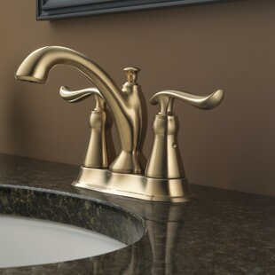 Linden+Centerset+Bathroom+Faucet+with+Drain+Assembly+and+Diamond+Seal+Technology