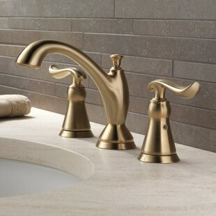 Linden%u2122+Widespread+Bathroom+Faucet+with+Drain+Assembly