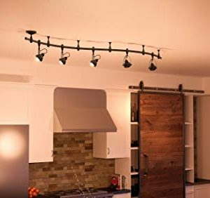 Luxury Modern Track Light 115H X 108L With Industrial Style Elements Estate Bronze Finish UQL3010 From The Perth Collection By Urban Ambiance 0 0 300x282