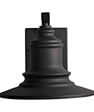 MOTINI 1Light Outdoor Wall Sconce Barn Light Fixture Farmhouse Vintage Style Wall Light With Black FinishETL Listed 0 4 300x360