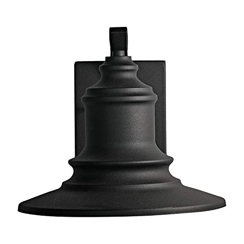 MOTINI 1Light Outdoor Wall Sconce Barn Light Fixture Farmhouse Vintage Style Wall Light With Black FinishETL Listed 0 4