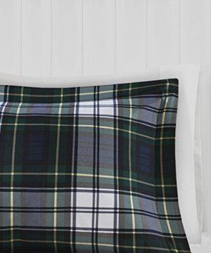 Madison Park Essentials Parkston Down Alternative Comforter Mini Set Twin Twin X Large Navy 0 2 300x360