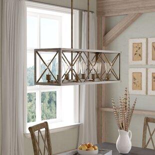Maly+8-Light+Kitchen+Island+Linear+Pendant
