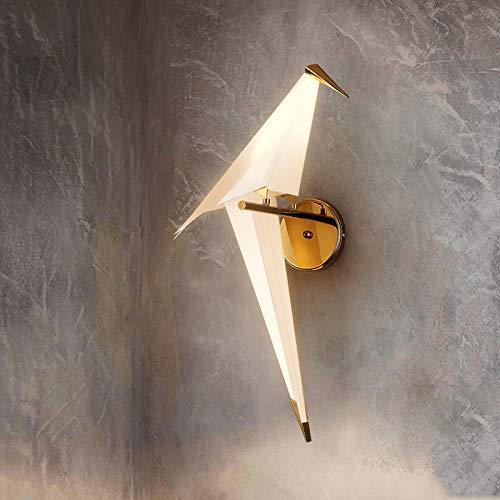 NIUYAO Vivid Bird Wall Lamp Retro Antique Wall Mount Fixture Stylish Bird Wall Sconces Wall Lighting Modern Plastic Small Wall Light 1 Light 495725 0 1