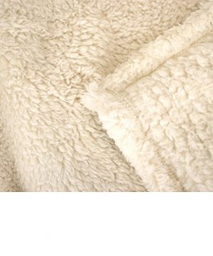 PAVILIA Plush Sherpa Throw Blanket For Couch Sofa Fluffy Microfiber Fleece Throw Soft Fuzzy Cozy Lightweight Solid Latte Cream Blanket 50 X 60 Inches 0 2 300x360