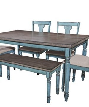 Powell Furniture Willow Dining Group Multicolored 0 300x360