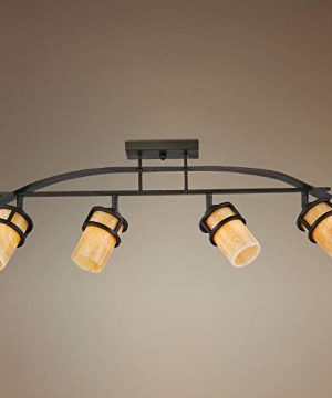 Kyle Rustic Track Light Kit 4