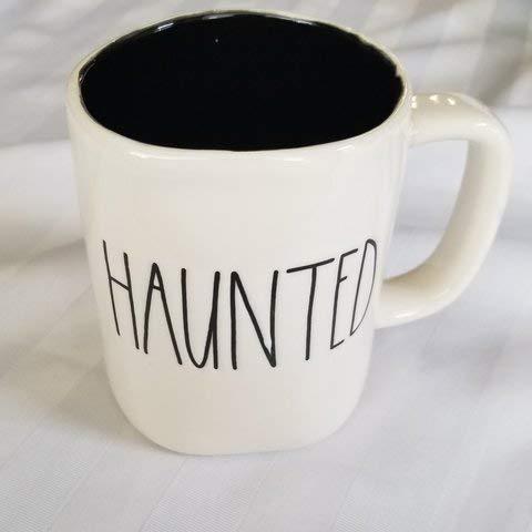 Rae Dunn Artisan Collection HAUNTED Halloween Mug 0