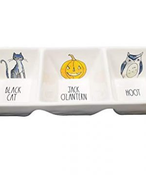 Rae Dunn Artisan Collection By Magenta Halloween Dipping Tray 0 300x360